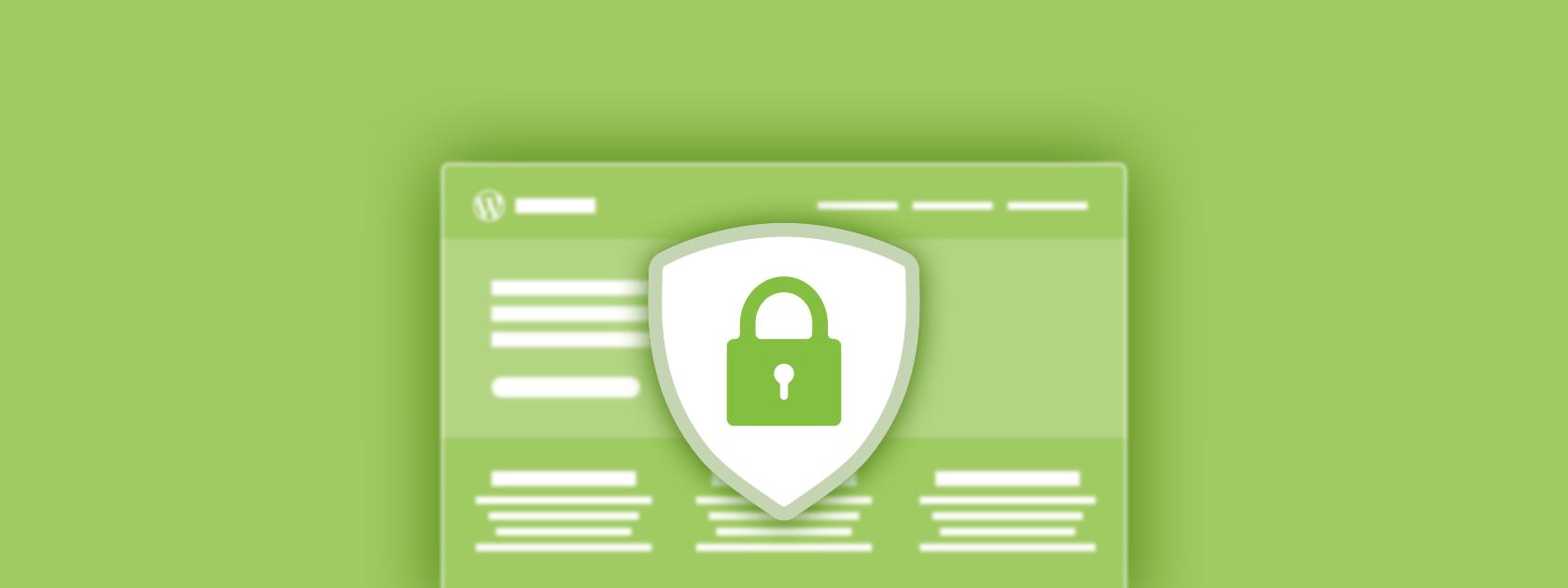 اهمیت امنیت وردپرس