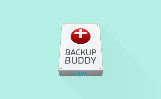 افزونه BackupBuddy