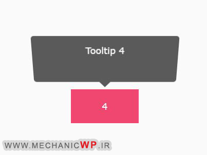 اضافه کردن Tooltip در وردپرس