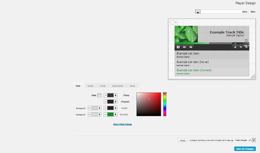 پخش فایل صوتی در وردپرس با افزونه MP3-jPlayer