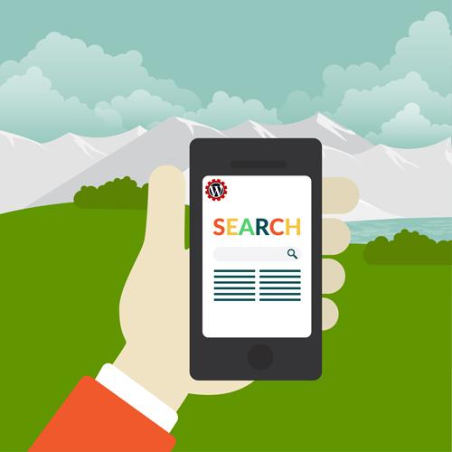 جستجوی پیشرفته در وردپرس با Ajax WP Query Search Filter