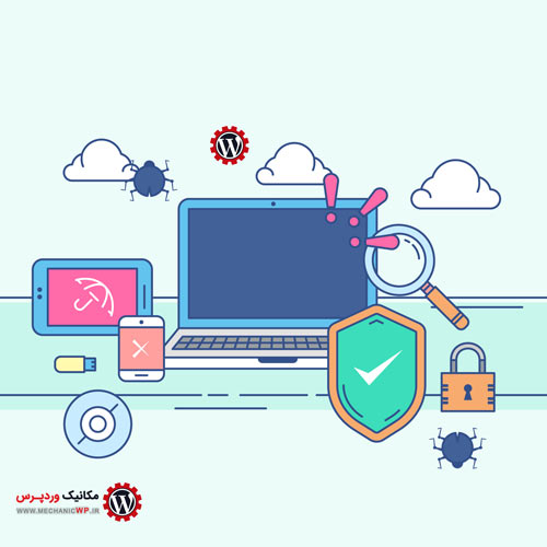 افزایش امنیت وردپرس با حذف متا تگ Generator