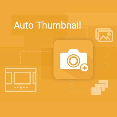 ساخت خودکار تصاویر شاخص با افزونه Auto Post Thumbnail