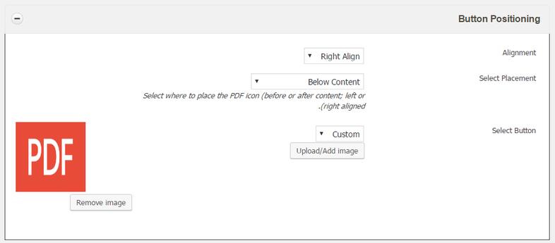 ساخت فایل پی دی اف از نوشته ها در وردپرس