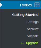 افزونه FooBox وردپرس