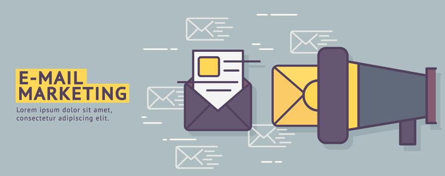 استفاده از ایمیل مارکتینگ در ووکامرس