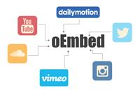 پروتکل oEmbed در وردپرس و فعال کردن آن در ابزارک