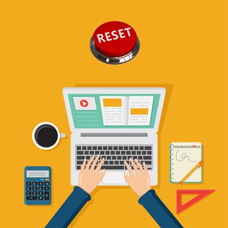 ریست کردن وردپرس با افزونه WordPress Reset