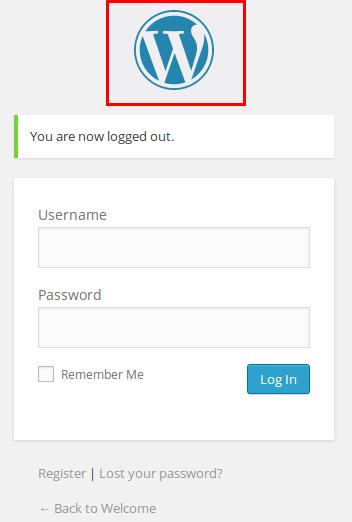 تغییر لوگو ورود به پیشخوان وردپرس با افزونهMy WordPress Login Logo