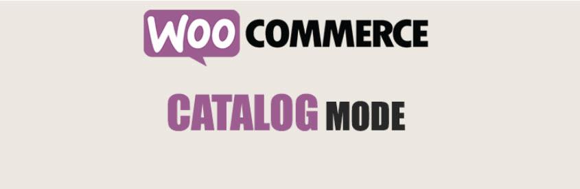 افزونه Woocommerce Catalog