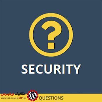 اضافه کردن سوال امنیتی به صفحه ورود وردپرس