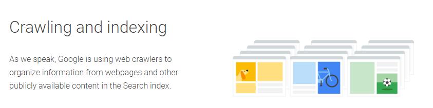 فرایند ایندکس صفحات در گوگل