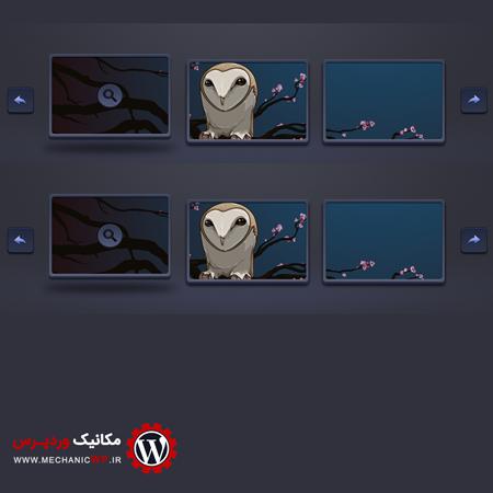 ایجاد اسلایدر تصاویر در وردپرس با iFeature Slider