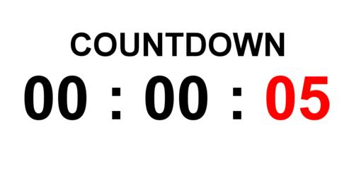 شمارش گر معکوس در وردپرس با Waiting One-click countdowns