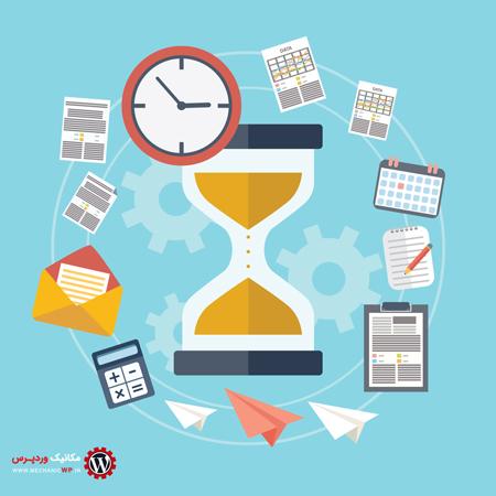 زمانبندی انتشار مطالب وردپرس