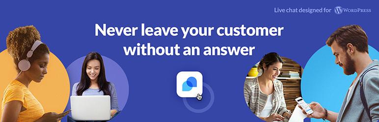 سیستم پشتیبانی از طریق چت گفتگو در وردپرس با افزونه Tidio Live Chat
