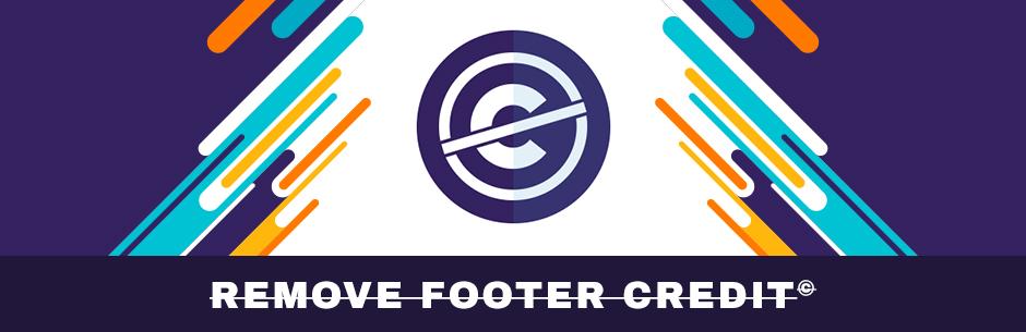 تغییر متن فوتر وردپرس با افزونه Remove Footer Credit